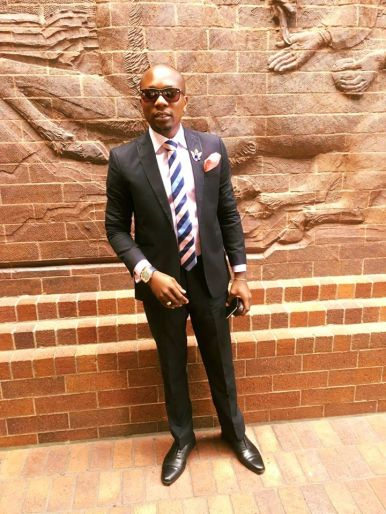 Vice President: Oyewale Oyebanji